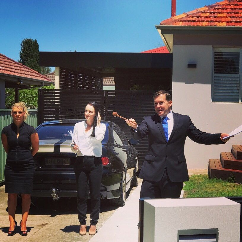 sydney real estate auction results