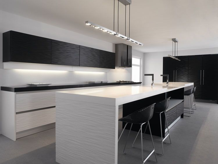 Strakke Design Keukens : Liefhebber van simpliciteit de mooiste strakke keukens