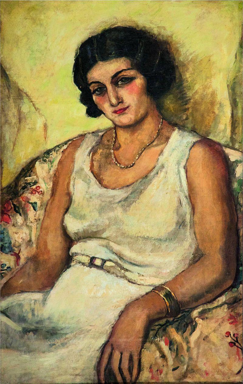 2a0f19347bf0 Amrita Sger-Gil Klarra Szepessy - Amrita Sher-Gil - Wikipedia, the free  encyclopedia