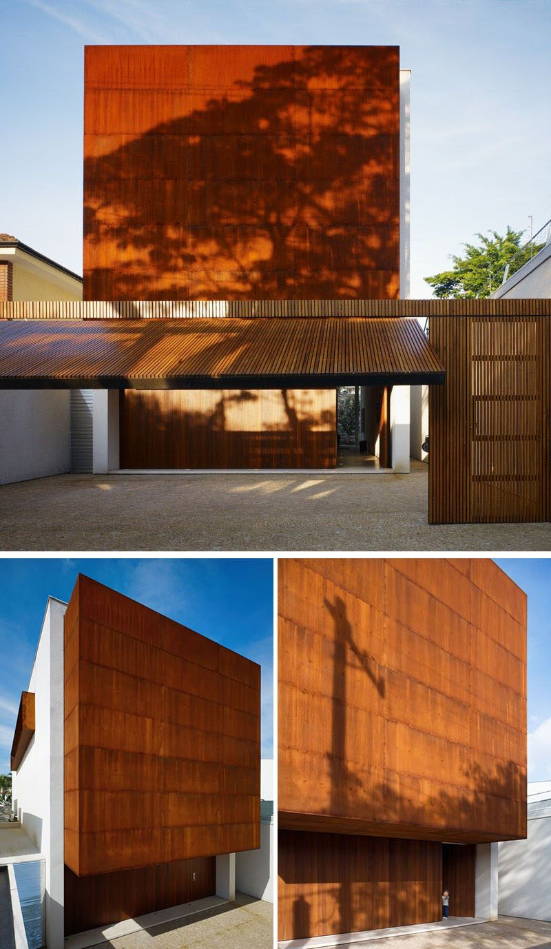 13 houses from strange building materials