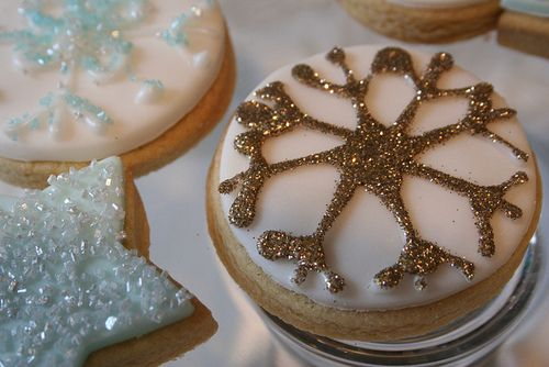Holiday cookies! Just one more reason why I love the holidays! :D