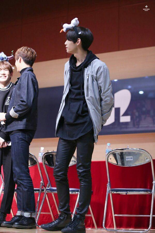 UP10TION 업텐션    160105 Gangnam Fansign    Wei웨이, Lee Seong Jun이성준