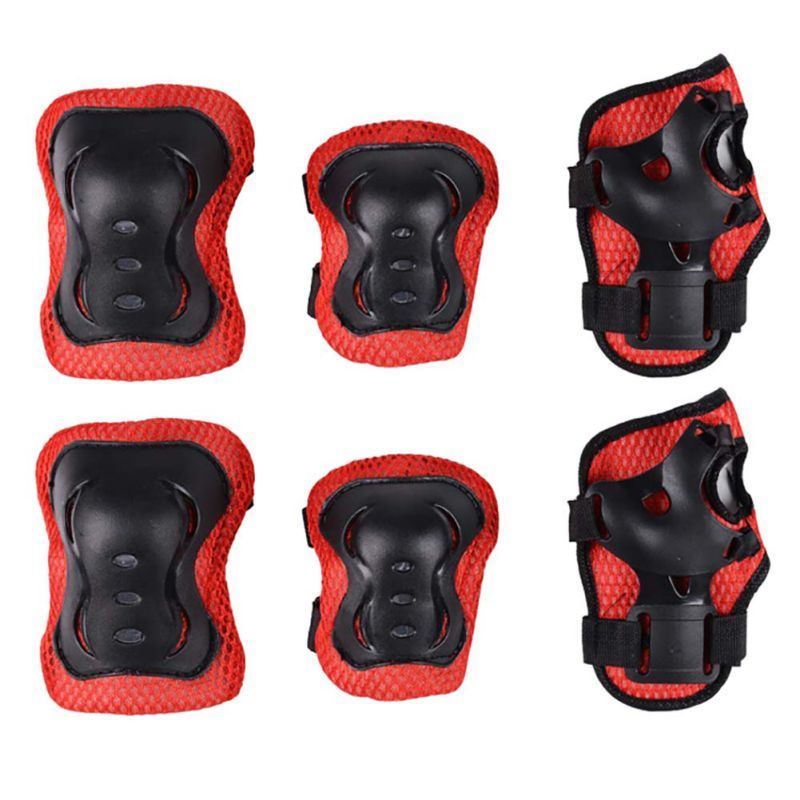 GES Wrist Pads Guard Outdoor Sports Protector Bracers Roller Skating Protector Adjustable Protective Wrist Pads Guard for Motorcycling,Skiing and Roller Skating
