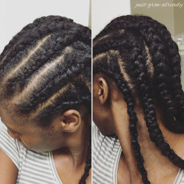 Jamaican Hairstyles Black Women: Crochet Braids With Jamaican Bounce Hair