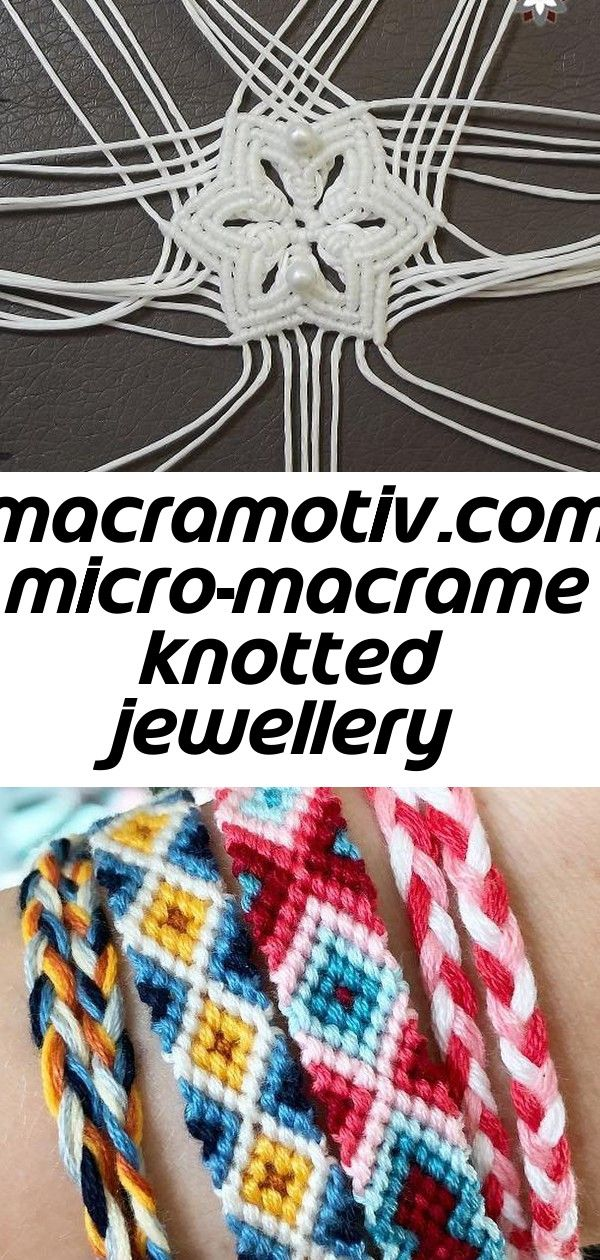 micromacrame knotted jewellery making diy tutorials knotted snowflake how to inst 34 micromacrame knotted jewellery making DIY tutorials knotted snowflake how to instruct...