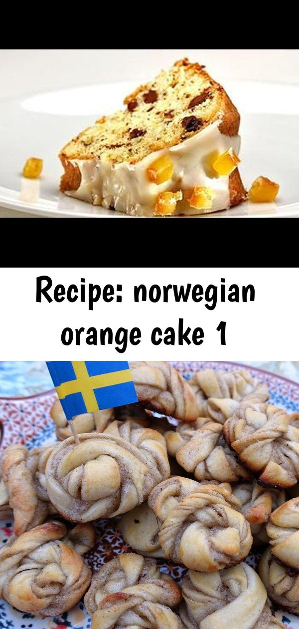 Recipe: norwegian orange cake 1 #cardamombuns