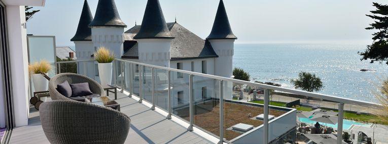 Hotel Et Restaurant Spa Luxe Hotel La Baule