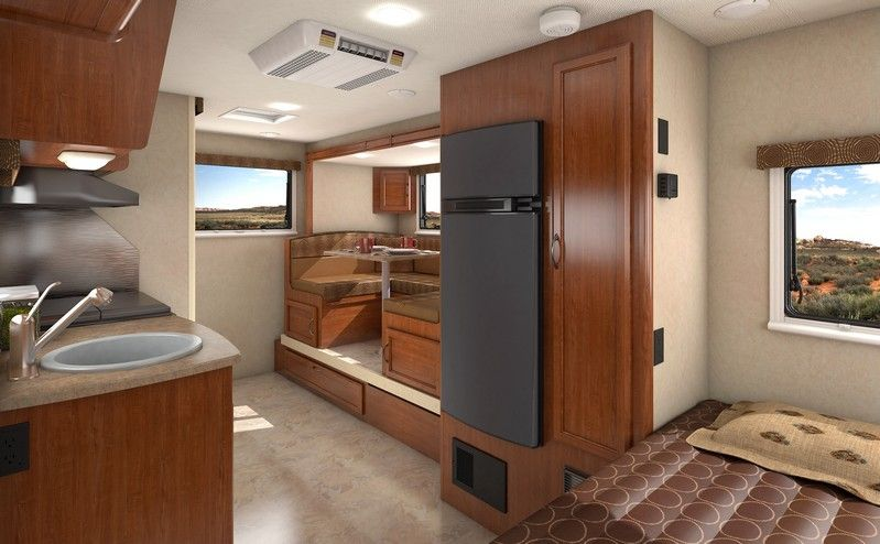 The Lance 1575 Super Spacious. GVWR 3500 Small travel