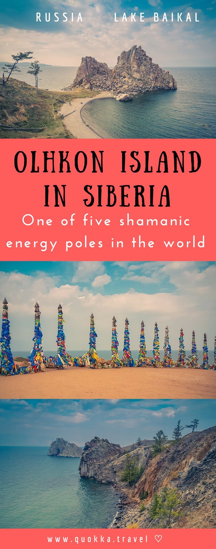 We share all you need to know for your visit to Olkhon island, Russia: A Siberian spiritual island in Lake Baikal where the clock stopped ticking. In this article we share all you need to know for your visit to Olkhon island: 5 reasons to visit Olkhon island, Where to stay, Great things to do on Olkhon island, How to get there and Travel tips for the perfect trip. Travel in Asia.