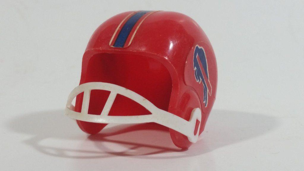 Vintage Opi Buffalo Bills Nfl Team Gumball Miniature Mini Football Helmet Mini Football Helmet Mini Footballs Football Helmets