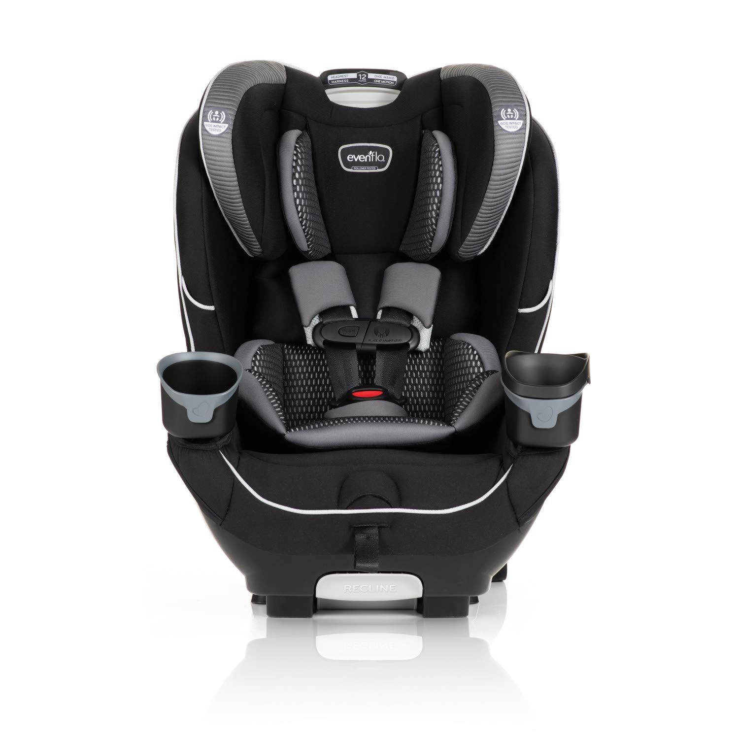 Evenflo EveryFit 4 In 1 Convertible Car Seat in 2020