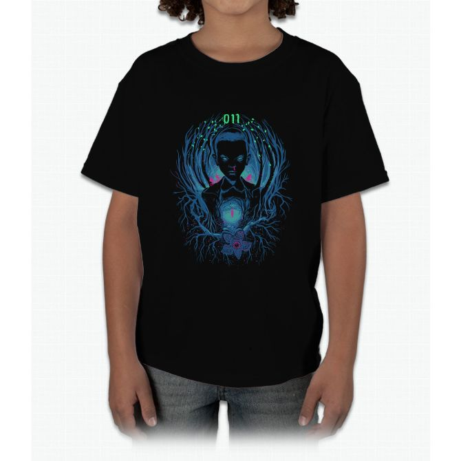 Eleven Stranger Things Young T-Shirt