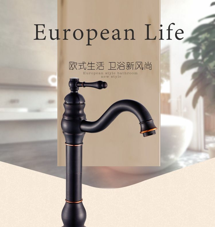 Manufacturers wholesale Free shipping Hot and cold copper European ...