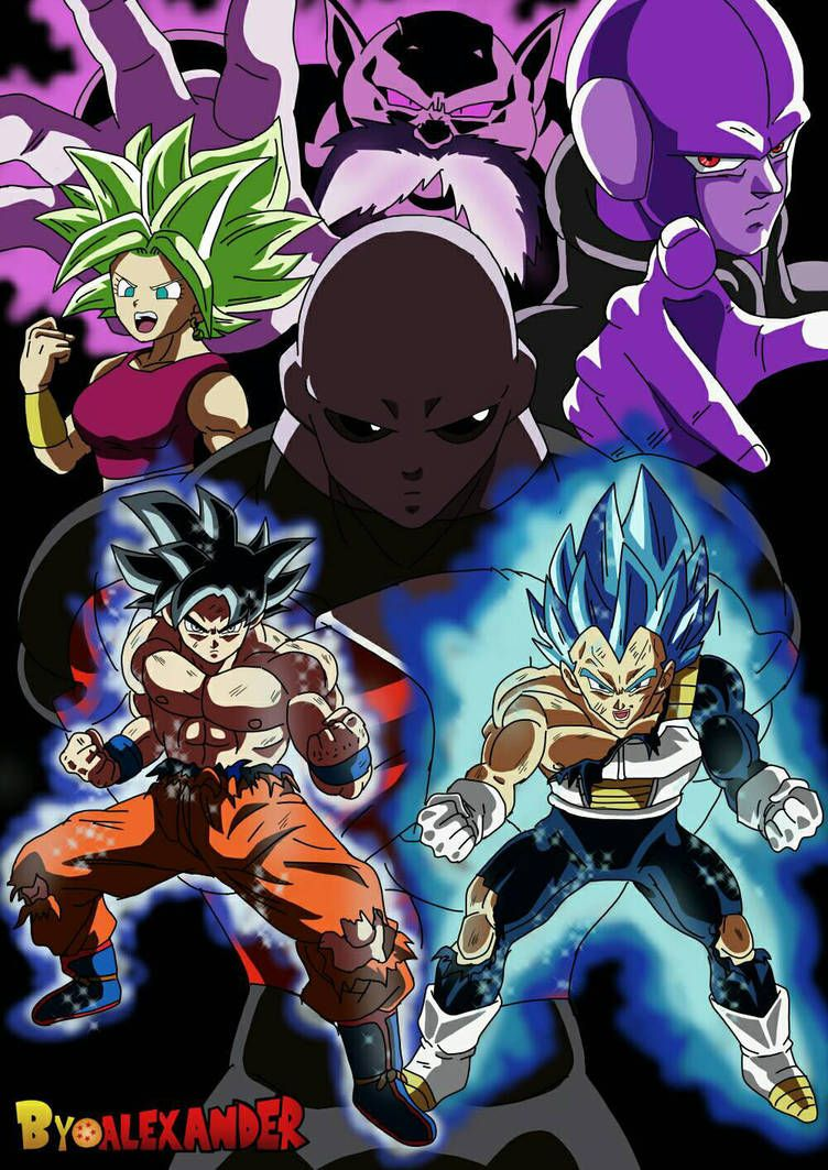 Torneo Del Poder By Xanderjasso1 Anime Dragon Ball Super Dragon Ball Super Wallpapers Dragon Ball Wallpapers