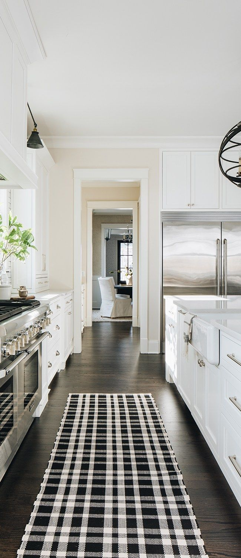 Best Julie Howard Interiors Modern Farmhouse Kitchens 400 x 300