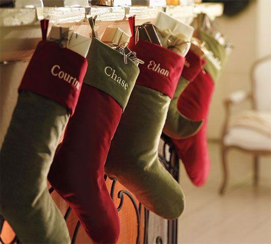 Guide shopping: six magnifiques bas de Noël - Décormag