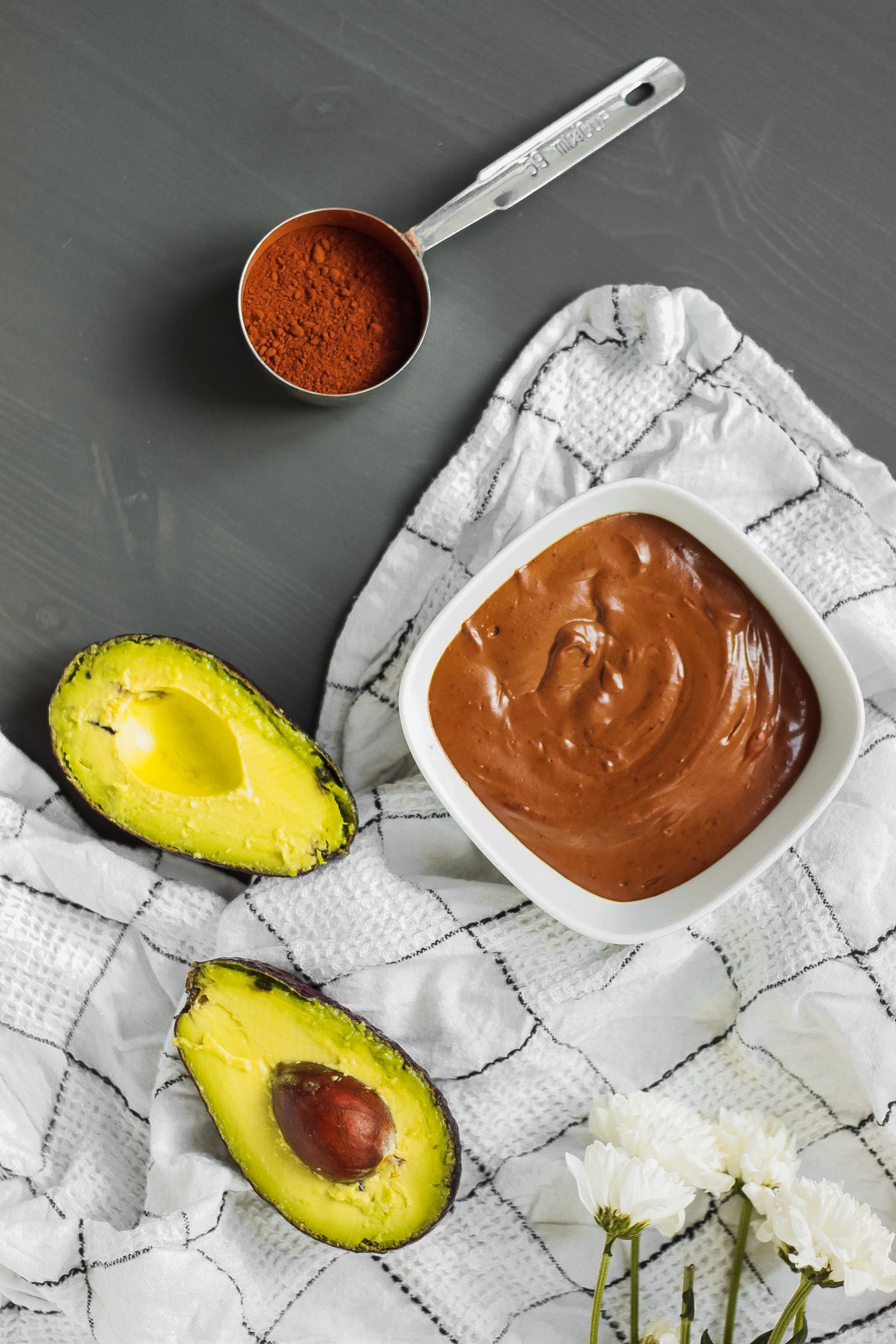 Avocado Chocolate Mousse - Mrs. Goldenberry