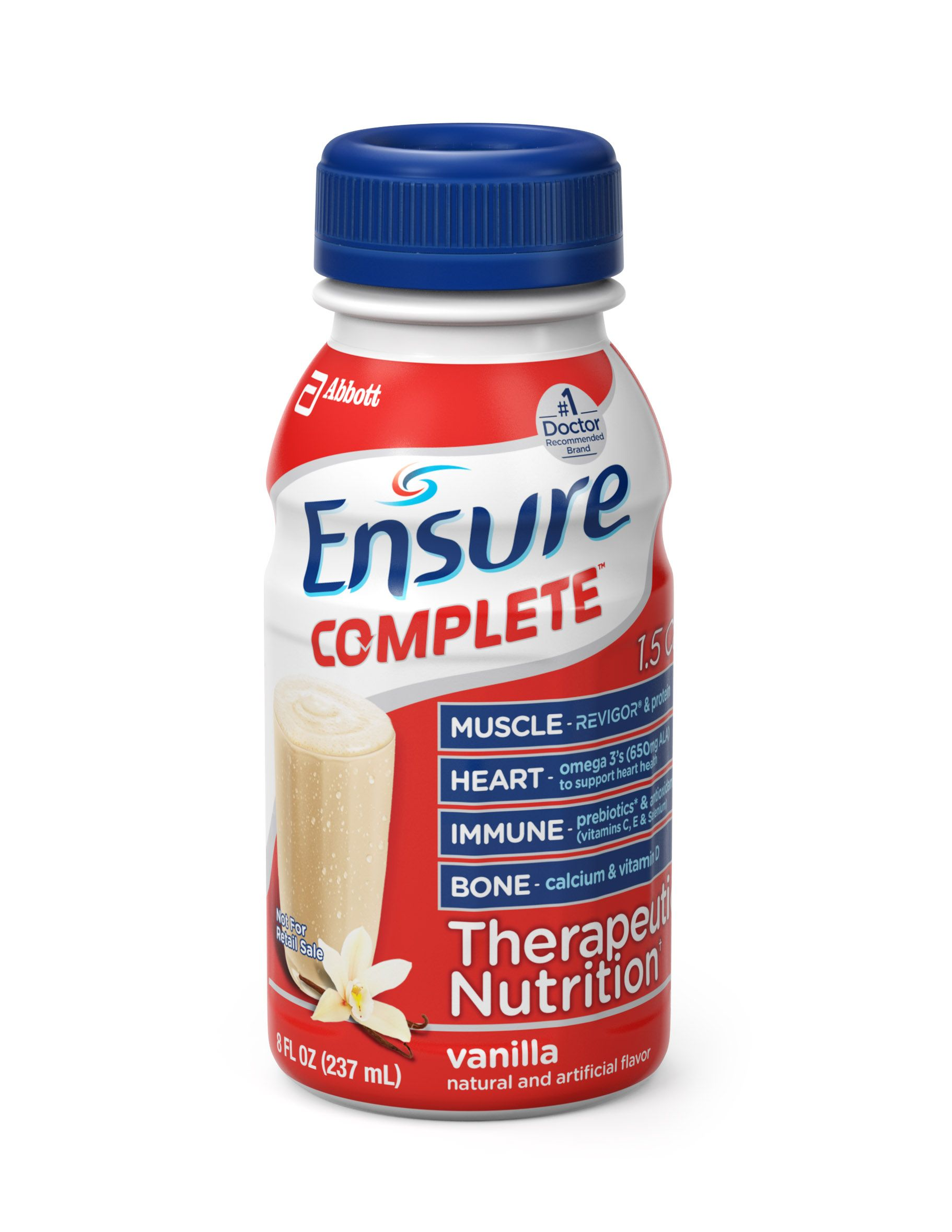 Ensure Clinical Strength 56562 Chocolate Cs 24 Nutrition Drinks Nutrition Gluten Free Diet