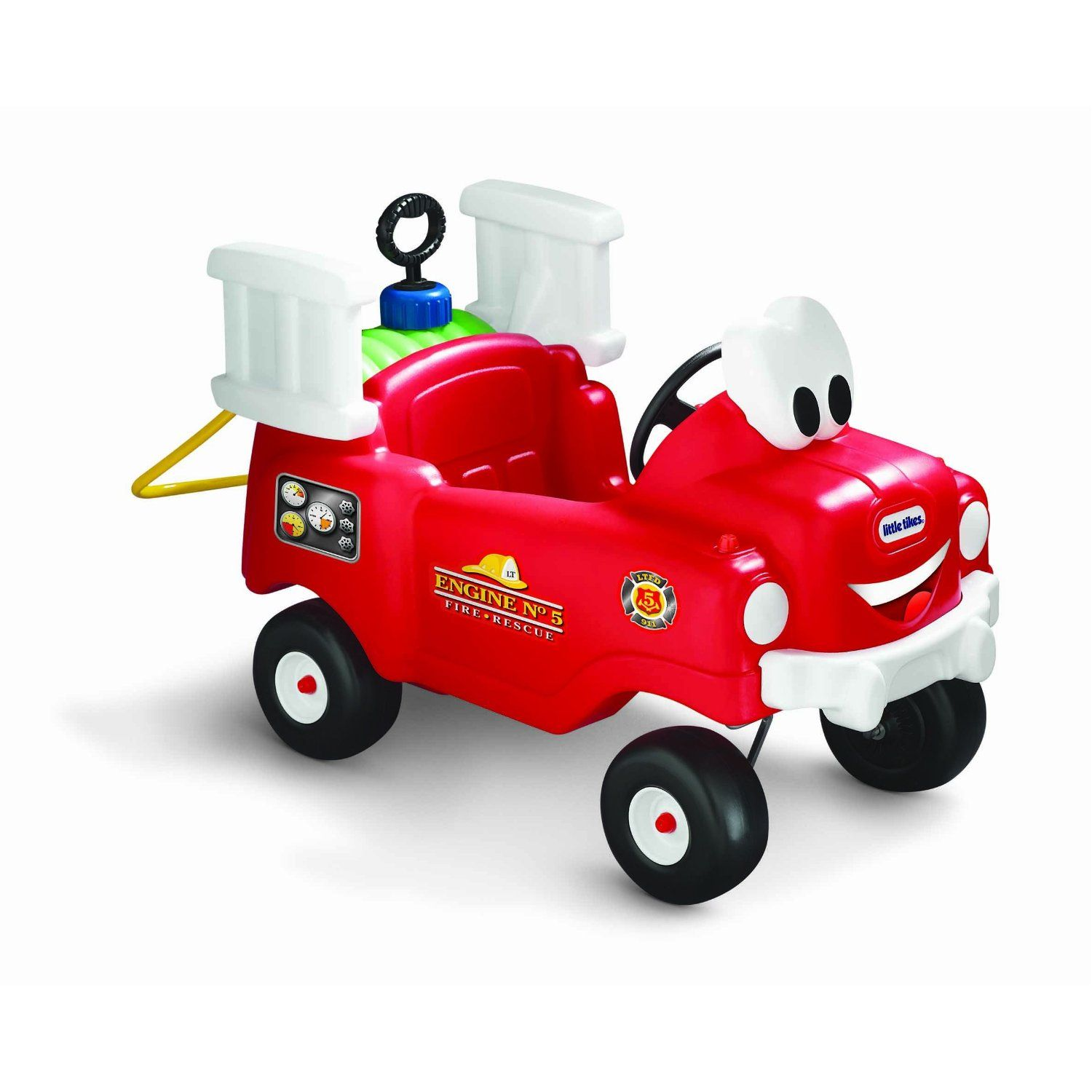 Little Tikes Spray and Rescue Fire Truck Toys