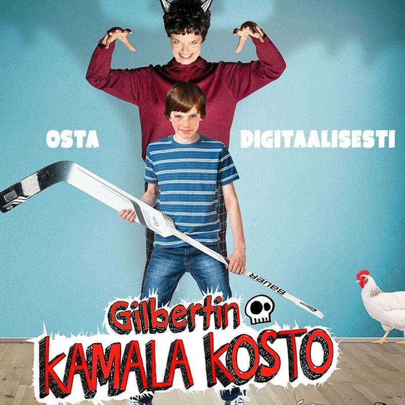 Gilbert ja kananmuna ei ole erityisen hyvä yhdistelmä. Sillä Gilbertillä on muna-allergia, joka on johtanut sekä kiusaamiseen että noloihin tilanteisiin. Kun Gilbert perheineen muuttaa, hän tekee kaikkensa pitääkseen allergiansa salassa uusilta ystäviltä, erityisesti naapurin tytöltä Lineltä, joka on jääkiekkojoukkueen kapteeni.   Osta GILBERTIN KAMALA KOSTO nyt digitaalisesti 🎬🐣🐔 iTunes: bit.ly/iTunesGilbertinKamalaKosto Google Play: bit.ly/GoogleGilbertinKamalaKosto