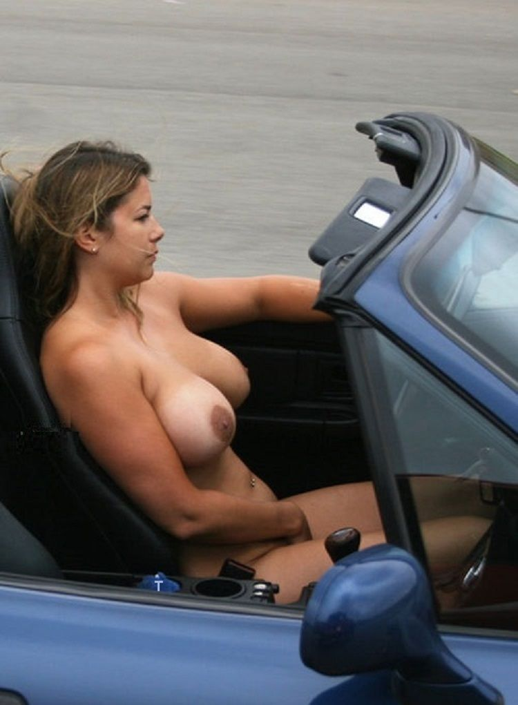 hot-girl-driving-with-tits-out