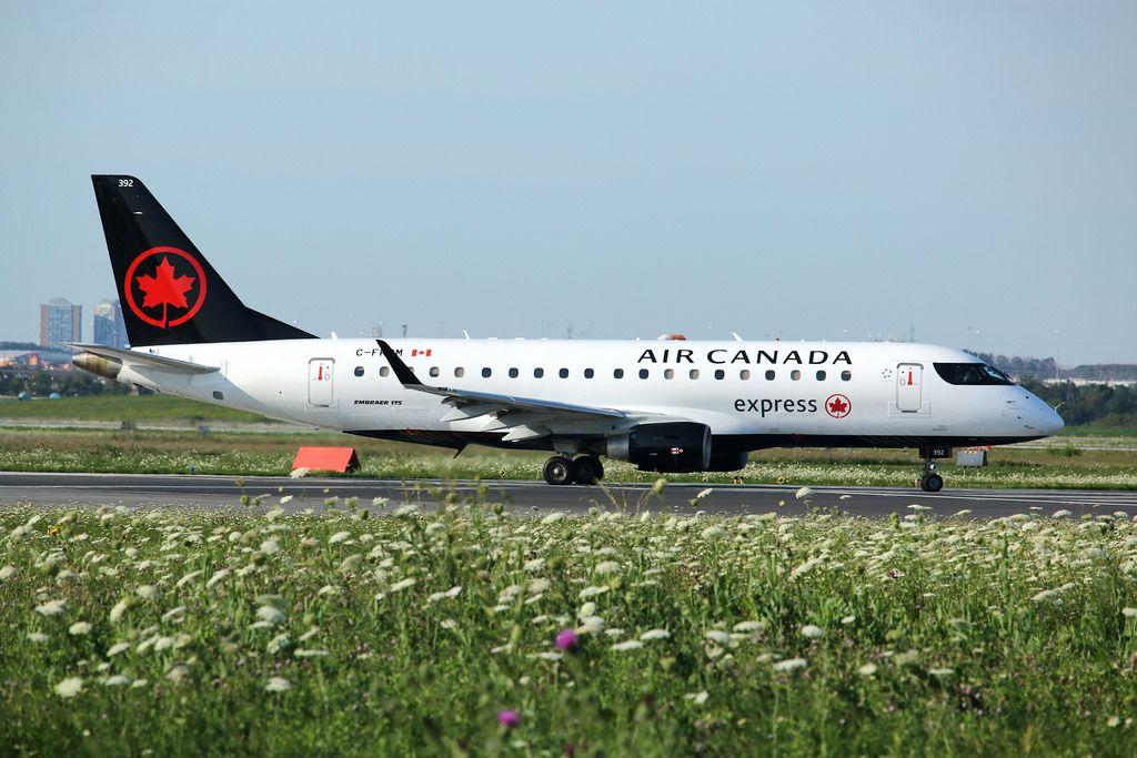 Air Canada Express Fleet (Sky Regional) Embraer E175