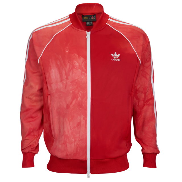 Debilitar absceso Acusador  adidas Originals HU Holi Superstar Track Top - Men's | Adidas, Adidas jacket,  Athletic jacket