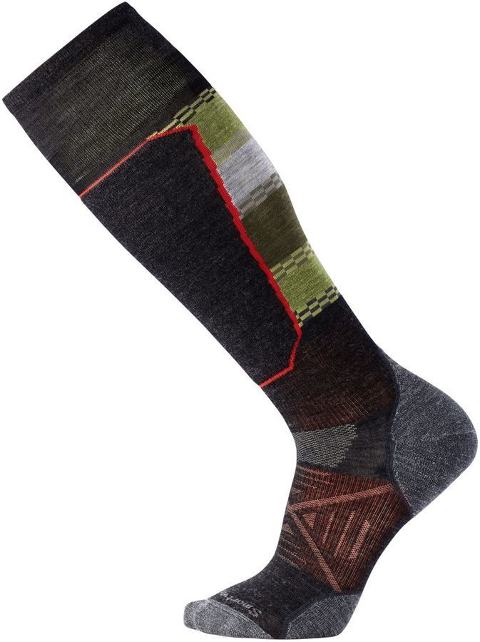 d9d7d0275ae Smartwool PhD Ski Light Elite Pattern Sock - Men s
