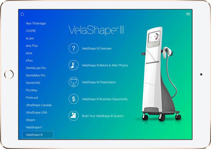 Image Result For Sales Presentation App  Interface Design