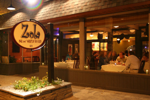 Zola New World Bistro Located Downtown State College Pa Lets Eat