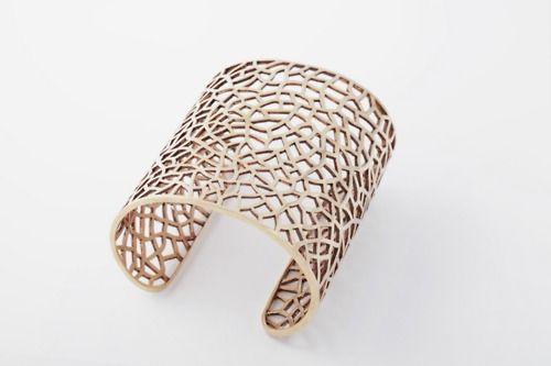 mosaik inspired cuff | gaia repossi for z.