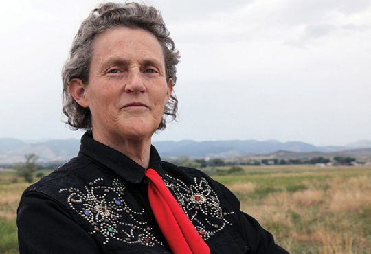 Temple Grandin - Event - Library Foundation of Los Angeles // At the Los Angeles Central Library's Mark Taper Auditorium, May 22