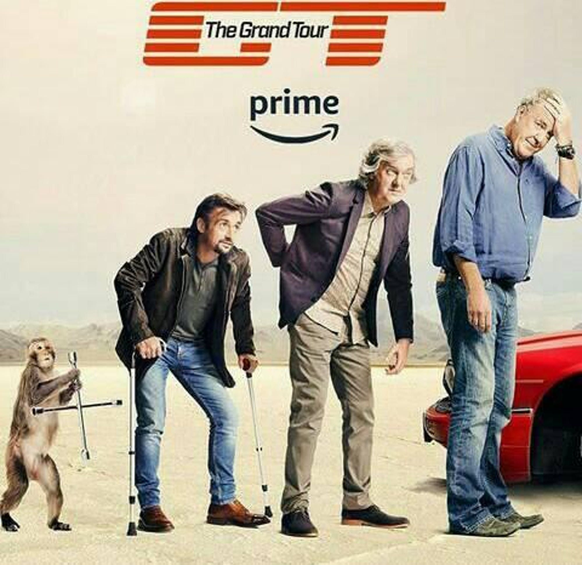 Top Gear Grand Tour