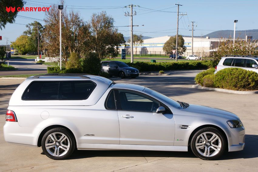 Holden Ve Commodore Ute With Canopy Truck Canopy Holden Pickup Car
