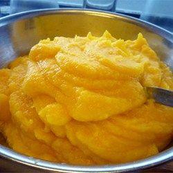 Kürbispüree Canned Pumpkin