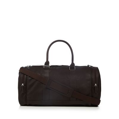Red Herring Brown Pu Gym Bag Debenhams Bags Man Bag Gym Bag