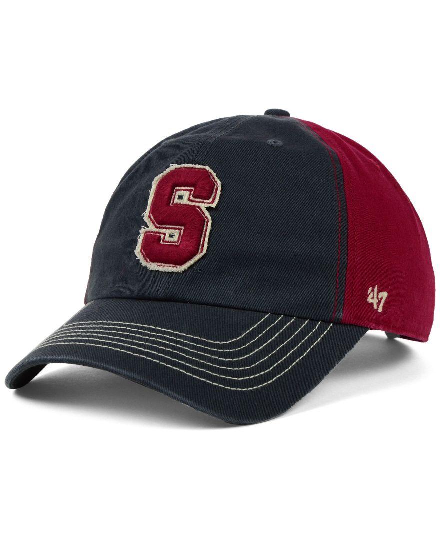 2d0e491745970  47 Brand Stanford Cardinal Clean Up Cap.