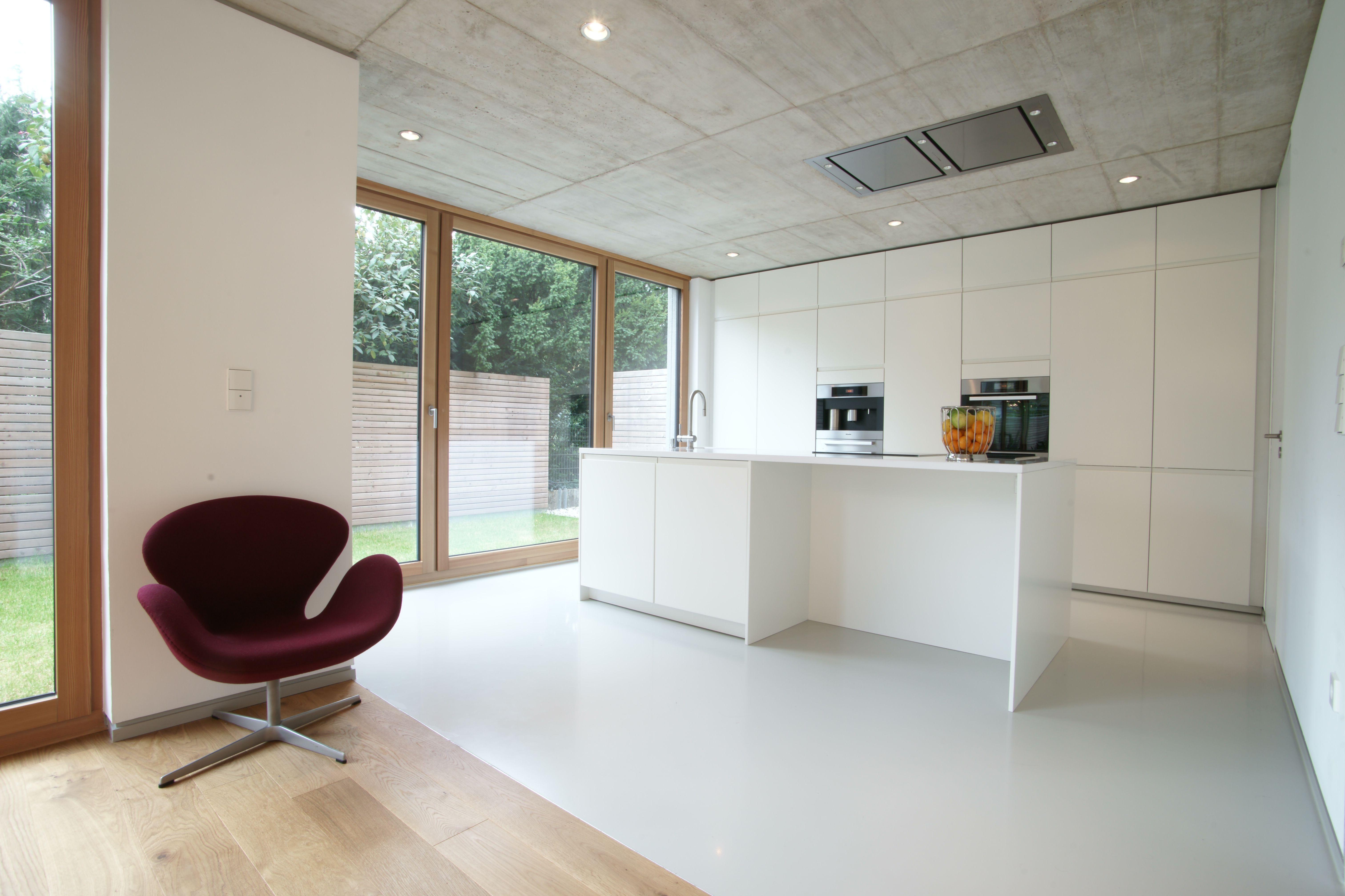 2 Doppelhaushalften R141 Dinslaken Matthias Stickel Architektur Kuche Wohnen Architektur Einrichten Und Wohnen