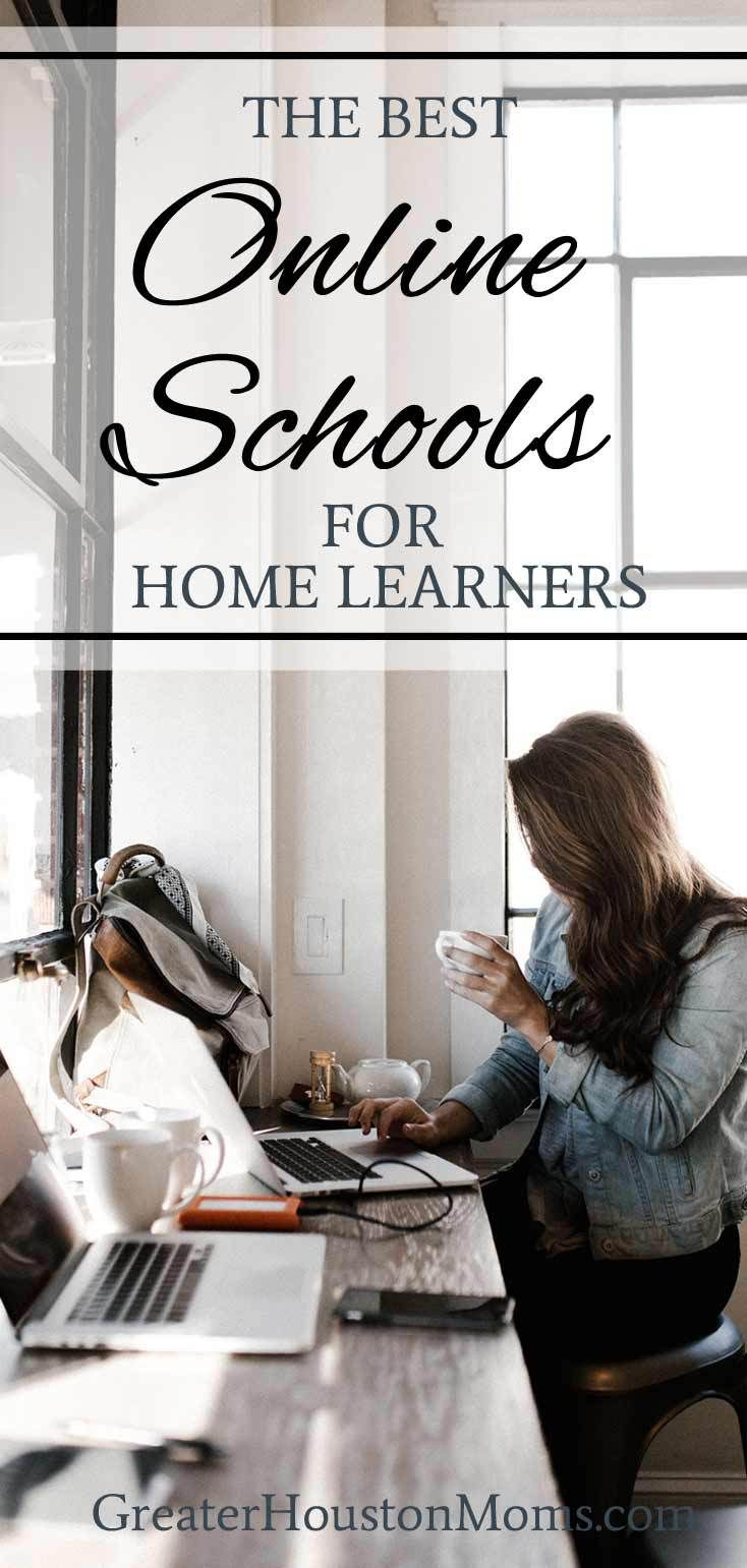The Best Online Schools for Your Home Learner Online