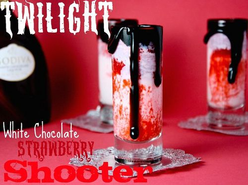 If I were having a Twilight party or going to see this movie this weekend, these look fun!