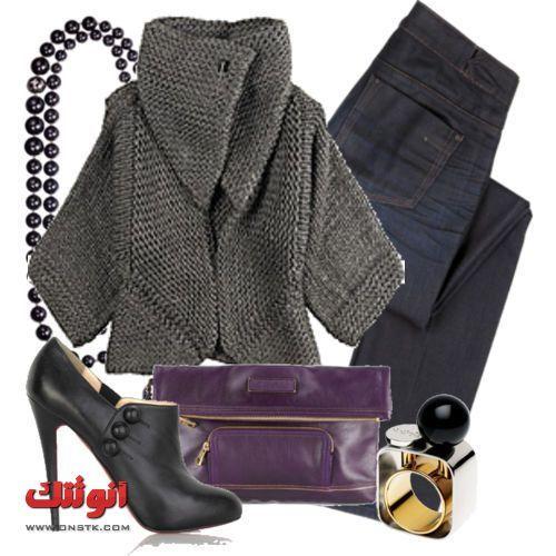 صور اطقم شتوية كاملة للصبايا ملابس شتوية جديدة Fashion My Style Clothes