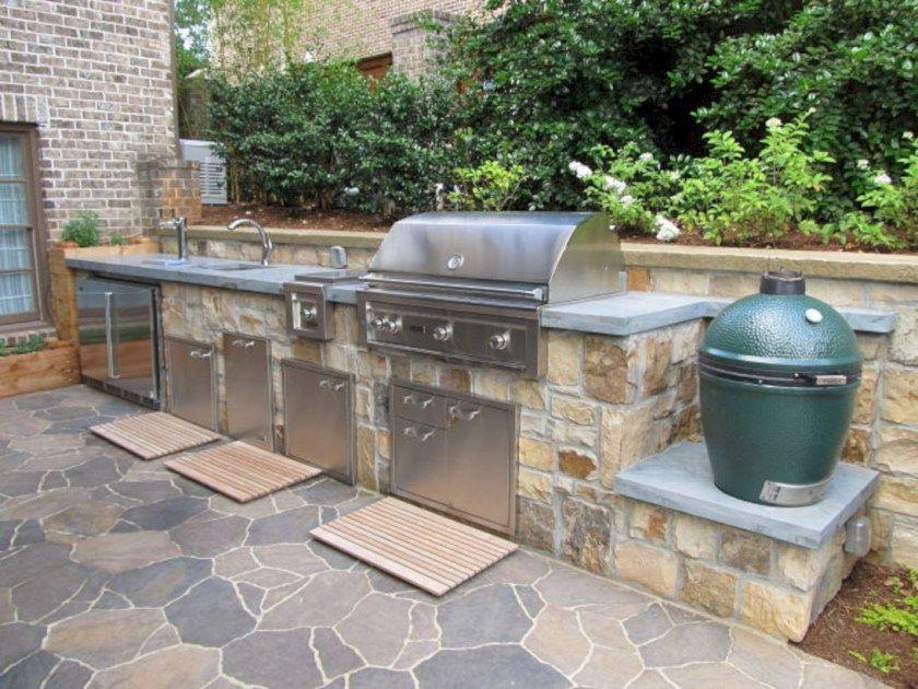 36 Outdoor Kitchen Design Ideas For Your Stunning Kitchen Cucine
