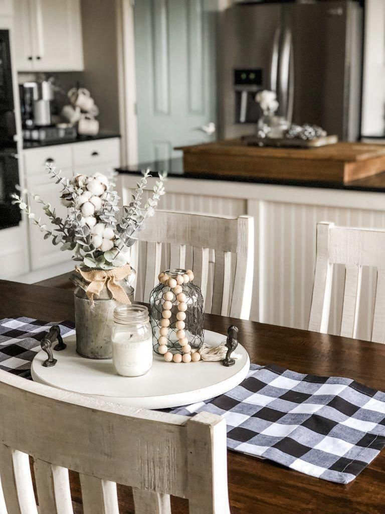 My new classic farmhouse kitchen table from Head Springs Depot! -   19 farmhouse decorations for kitchen table ideas