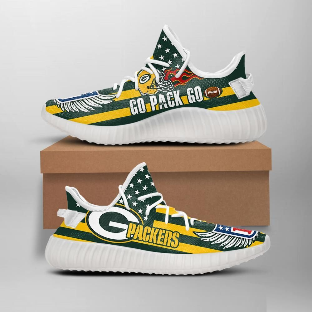 Green Bay Packers Go Pack Go Nfl Like Yeezy Packers Shoes The Daily Shirts Https Thedailyshirts Com P 1504973 Greenb Yeezy Shoes Packers Snoopy T Shirt