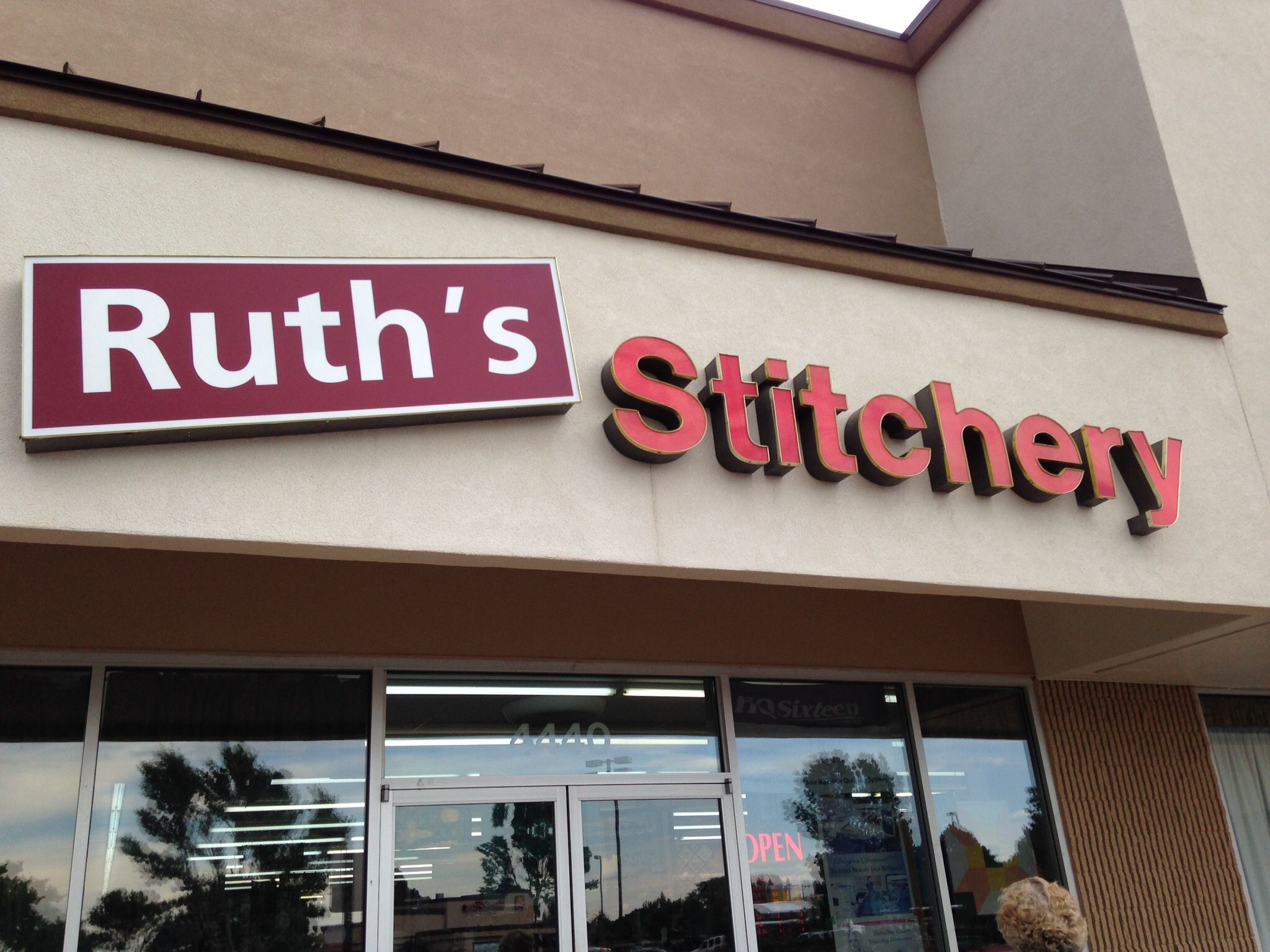 Ruth's Stitchery, Colorado Springs, CO. Row by Row stop. Nice ... : colorado quilt shops - Adamdwight.com
