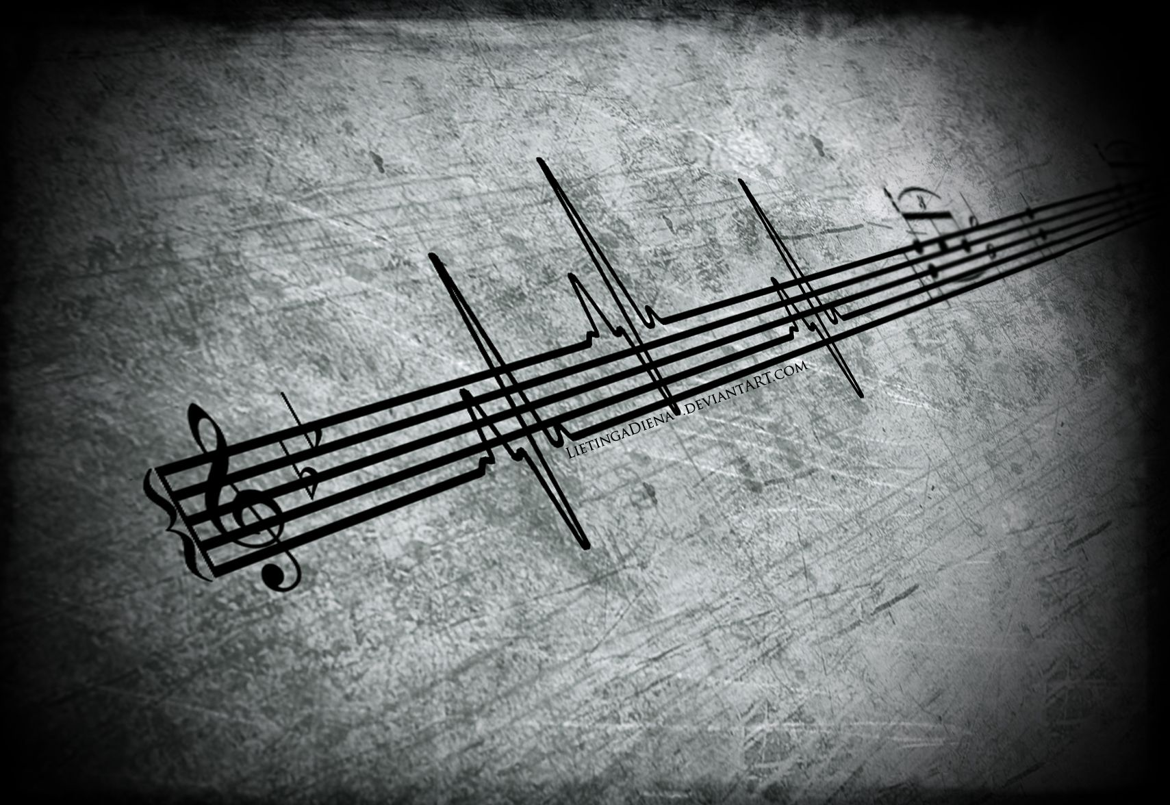 music is the thing that keeps my heart beating.