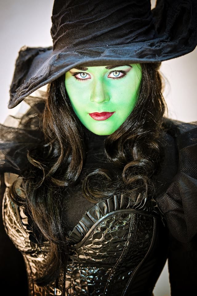 Wicked witch Cosplay | THE WICKED WITCH OF THE WEST BY CAJCOSPLAY