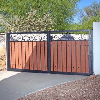 Athens Granja Iron Gate Design Iron Gates Driveway