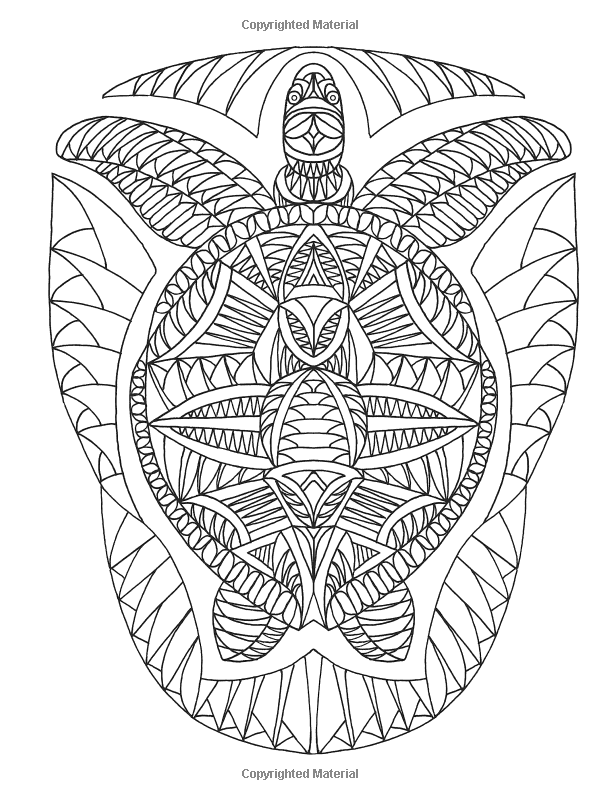 880+ Angular Animals Coloring Book Free