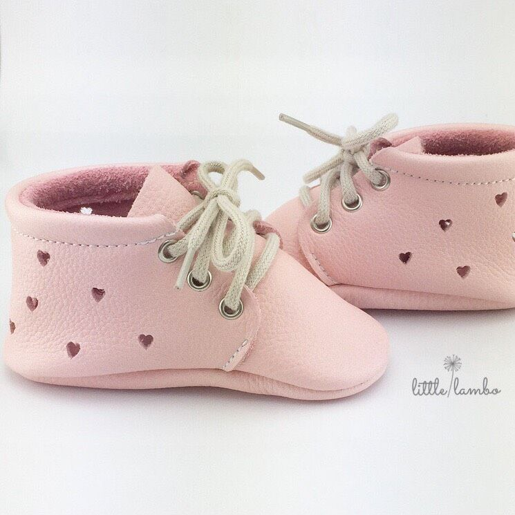 Blush Hearts - Booties
